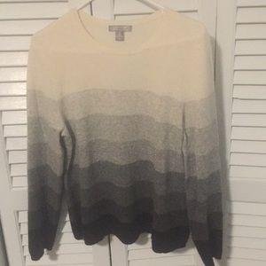 Gently worn cashmere sweater